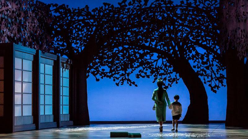 ópera en tres actos con música deGiacomo Puccini