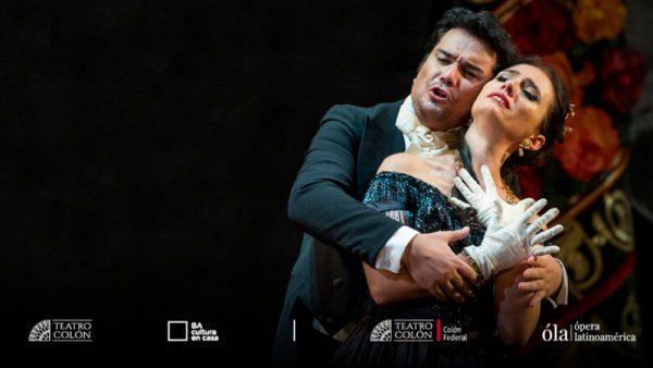 La Traviata teatro colon