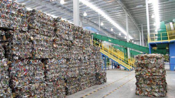 Centro de Reciclaje